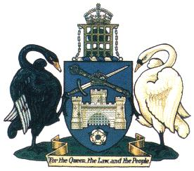 The Coat of Arms of the City of Canberra