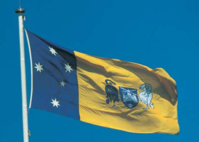 The Australian Capital Territory Flag